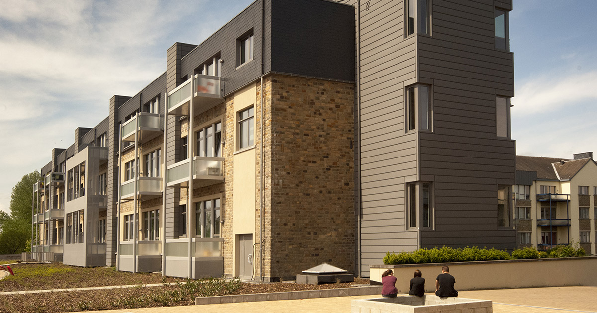 Architectes ing nieurs steinfort luxembourg arcademe for Architecte luxembourg